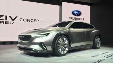 Subaru Viziv Tourer concept - front