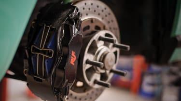 RUF CTR Clubsport – brakes