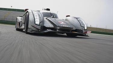 Audi R18 TDI Le Mans 2011 winner