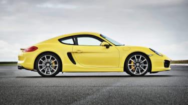 ECOTY 2013: Porsche Cayman S