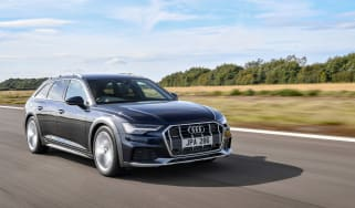 Audi A6 Allroad 2021 – tracking