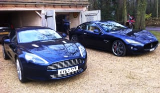 Aston Martin Rapide video review