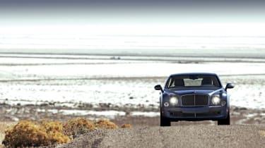 Bentley Mulsanne, LED lights