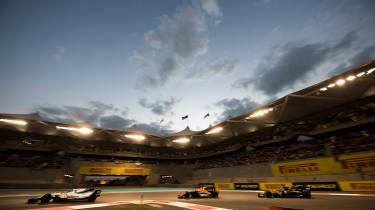 F1 Round 20 - Renault