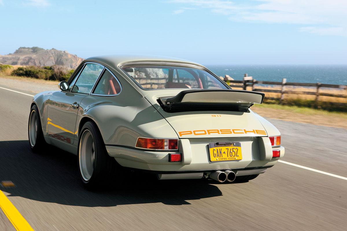 Porsche 911 By Singer Evo