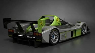 Radical SRZero rear
