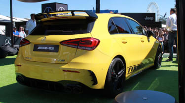 Mercedes-AMG A45 -
