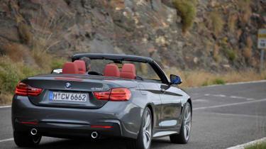 BMW 435i Cabriolet