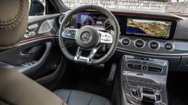 Mercedes-AMG CLS 53 - interior