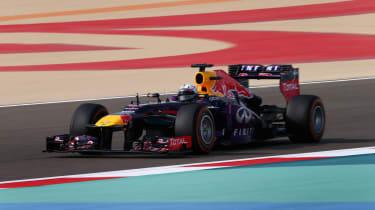 Vettel wins Bahrain GP