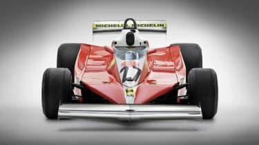 1978 Ferrari 312 T3 Formula One car