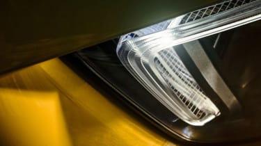 Mercedes AMG A35 - headlight