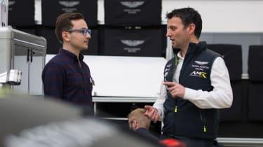 Aston Martin Racing – Darren Turner and Lee