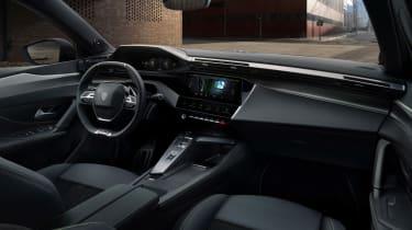 2021 Peugeot 308 - interior