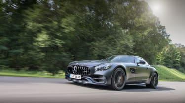 Mercedes-AMG GT C Coupé - Front