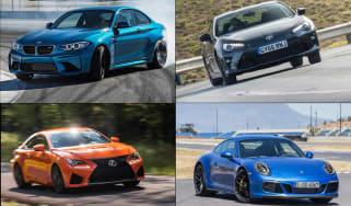 Best Sports car header