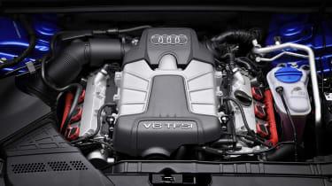 Audi S5 Cabriolet engine