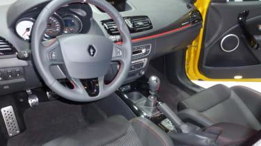 Renault Megane interior dashboard