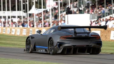 Aston Martin Vulcan - Goodwood rear