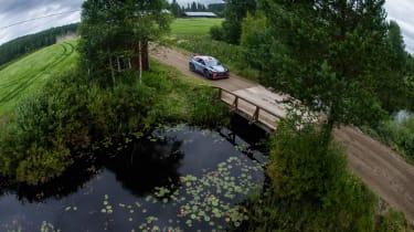 WRC Rally Finland - i20
