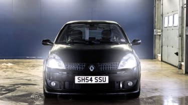 Renaultsport Clio 182 front