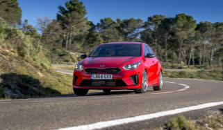Kia Ceed GT review - header