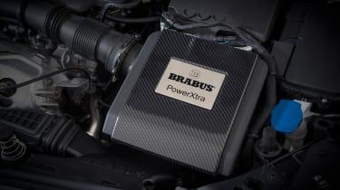 Brabus-tuned A-Class intake