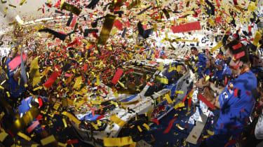 WRC Spain Volkswagen victory