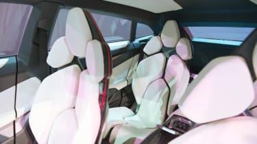 Lamborghini Urus SUV seats
