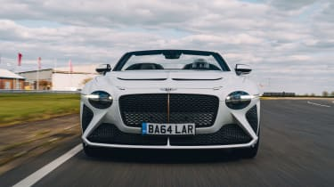 Bentley Bacalar dev - nose
