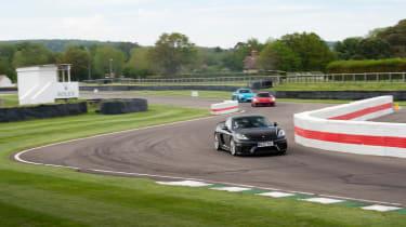 evo Trackdays 2021– GT4 action