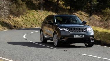 2021 Land Rover Range Rover Velar – front 2