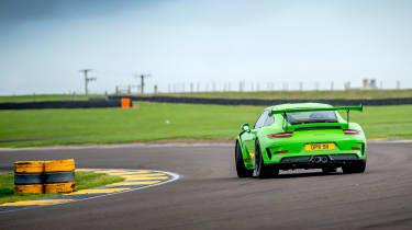 Porsche 911 GTs - GT3 RS