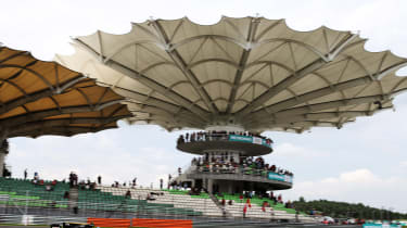 F1 Malaysia - Renualt
