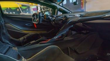 Lamborghini Essenza SCV12 – interior