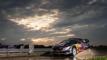 WRC round 9 - Rally Poland Ogier