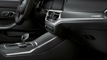 BMW 3-series G20 M Performance parts - dash