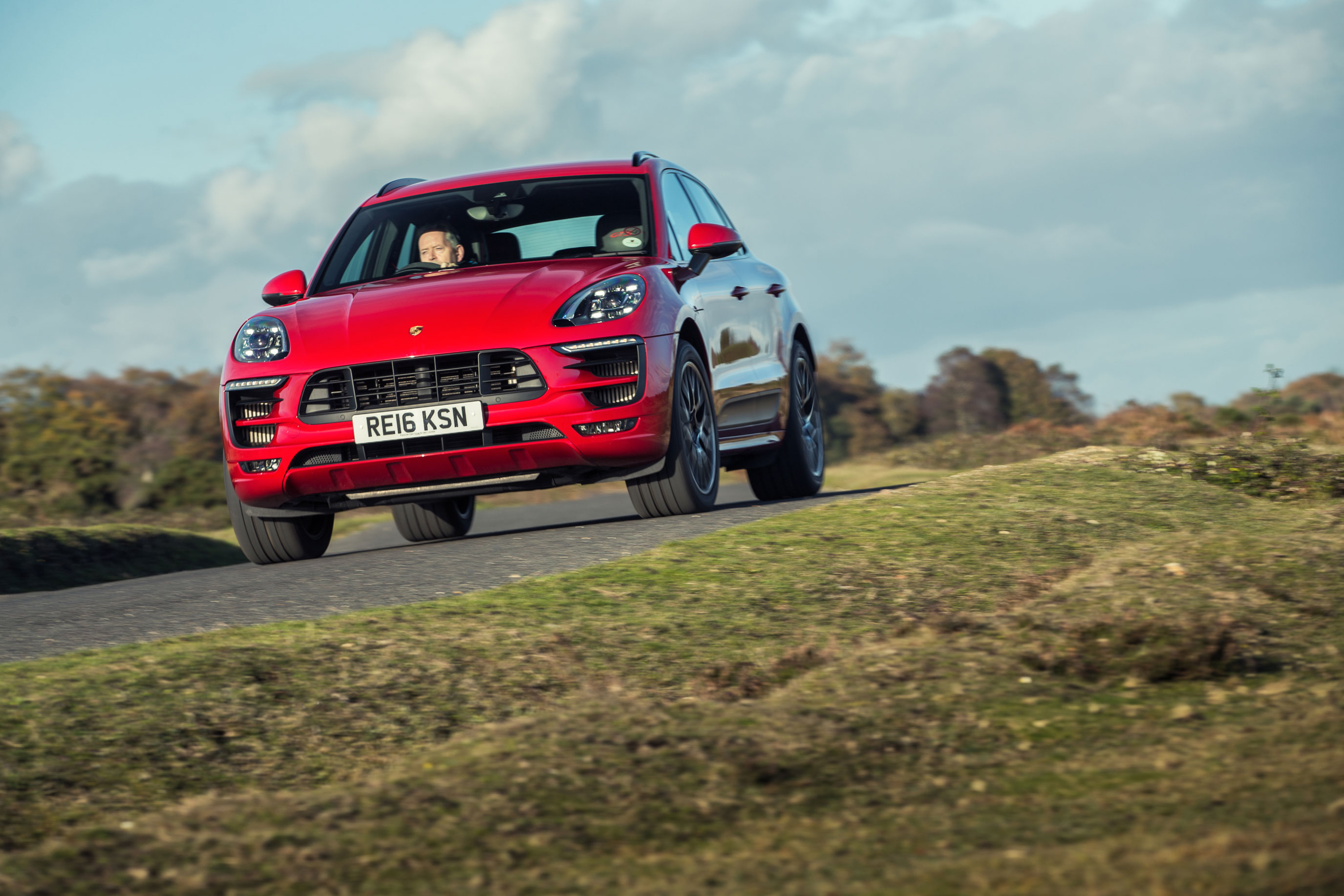 Porsche Macan Gts Review Physics Defying Fun Evo