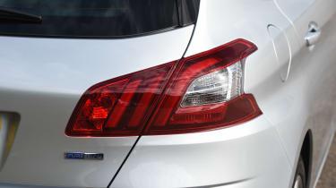 Peugeot 308 66 rear lights