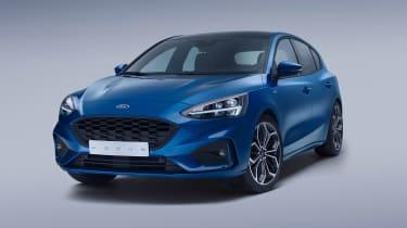 Ford Focus ST-Line - front quarter static