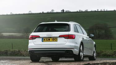 Audi A4 Avant - rear quarter