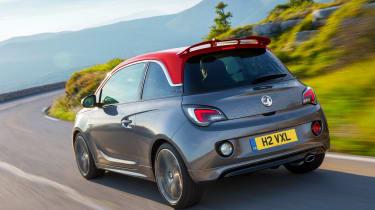 Vauxhall Adam S for Paris debut