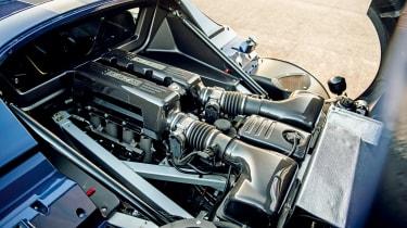 MAT Stratos – engine bay