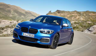 BMW 1-series hatch -