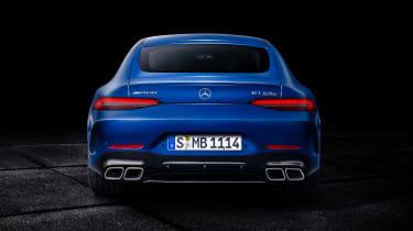 Mercedes-AMG GT 63 S - rear