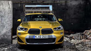 BMW X1 M Sport X - nose