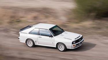 Audi Sport Quattro - Side