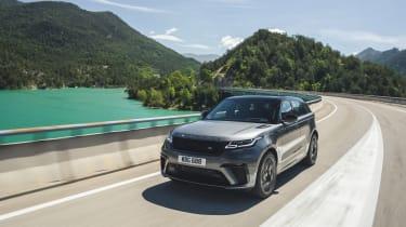 Range Rover Velar SVA - front
