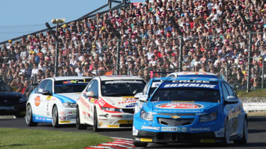 Jason Plato wins 2010 BTCC Touring Cars title