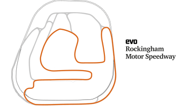 Step-by step guide to Rockingham Motor Speedway International Super Sportscar Circuit